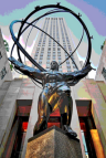 Atlas shrugged statue