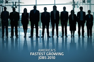 8 fastest growing jobs in america