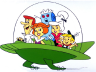 Jetsons Flying Car