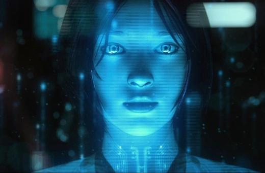 Digital Twin Halo 4 Cortana